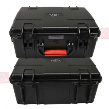 All Terrain Plastic Case Internal Dimensions 388 x 256 x 164mm TREKA600