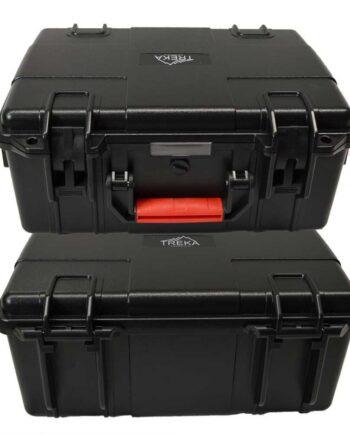 All Terrain Plastic Case Internal Dimensions 388 x 256 x 164mm TREKA600