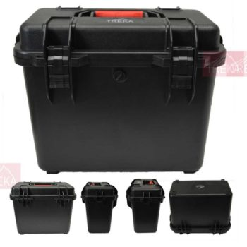 All Terrain Plastic Case Internal Dimensions 345 x 150 x 278mm TREKA1300