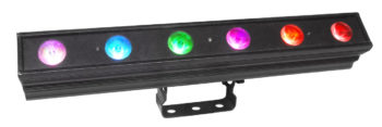 Chauvet COLORdash™ Batten-Quad 6