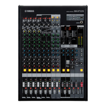 Yamaha 12 Channel Mixer with Effects MGP12X