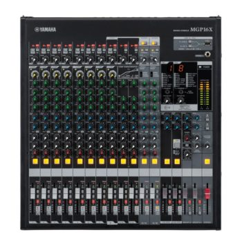 Yamaha 16 Channel Mixer with Effects MGP16X