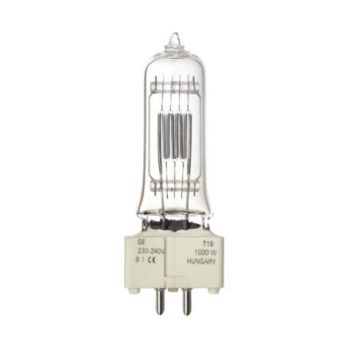 T19 / T11 Theatrical Lamp 1000W GE 88457