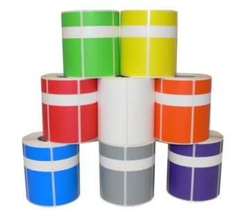 DTT Electrical Test Tag - Roll of 500 Direct Printing PAT Test Labels