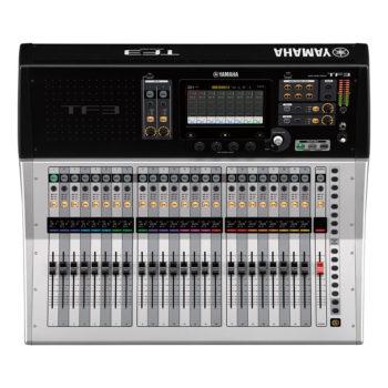 TF3 Yamaha Audio Mixing Console