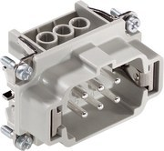 Wieland 6 Pole Male Connector EPIC 10190000