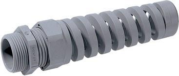 M20 Grey Spiral Compression Gland for Wieland 6 Pole Hood 53111620