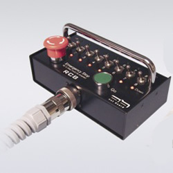 Outboard RC8 Remote Motor Controller