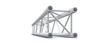 Milos 290B Standard Duty Box Truss - 0.5M Section QTB500
