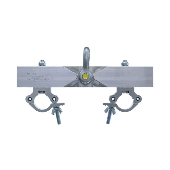 Milos Adjustable Ceiling Support / Pick Up Beam Aluminium 1000KG