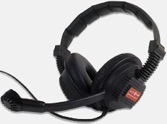 Dual Muff Comms Headset Altair AM-100