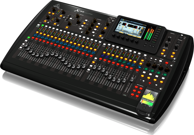 behringer x32 40 in 25 bus digital mixer bex32 showtechnix. Black Bedroom Furniture Sets. Home Design Ideas