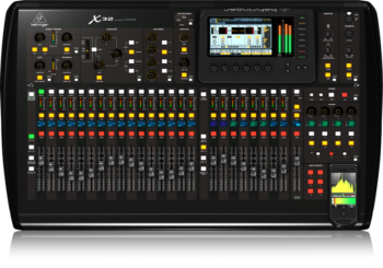 Behringer X32 40-In 25-Bus Digital Mixer BEX32