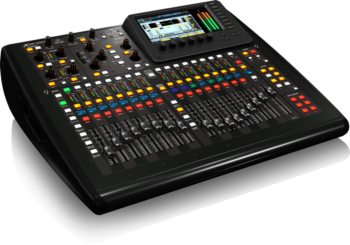 Behringer X32 Compact 40-In 25-Bus Digital Mixer BEX32 Compact