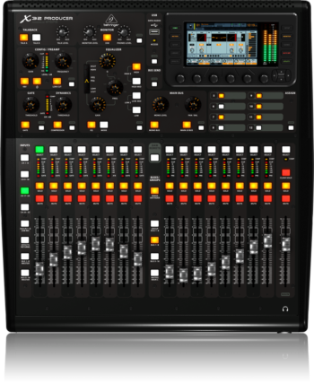 Behringer X32 Producer 40-In 25-Bus Digital Mixer BEX32PRODUCER