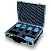 Altair 4 Beltpack Wireless System Flightcase WBFC 200