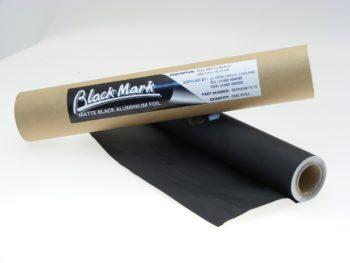 Black Wrap Foil 600mm x 7.5m