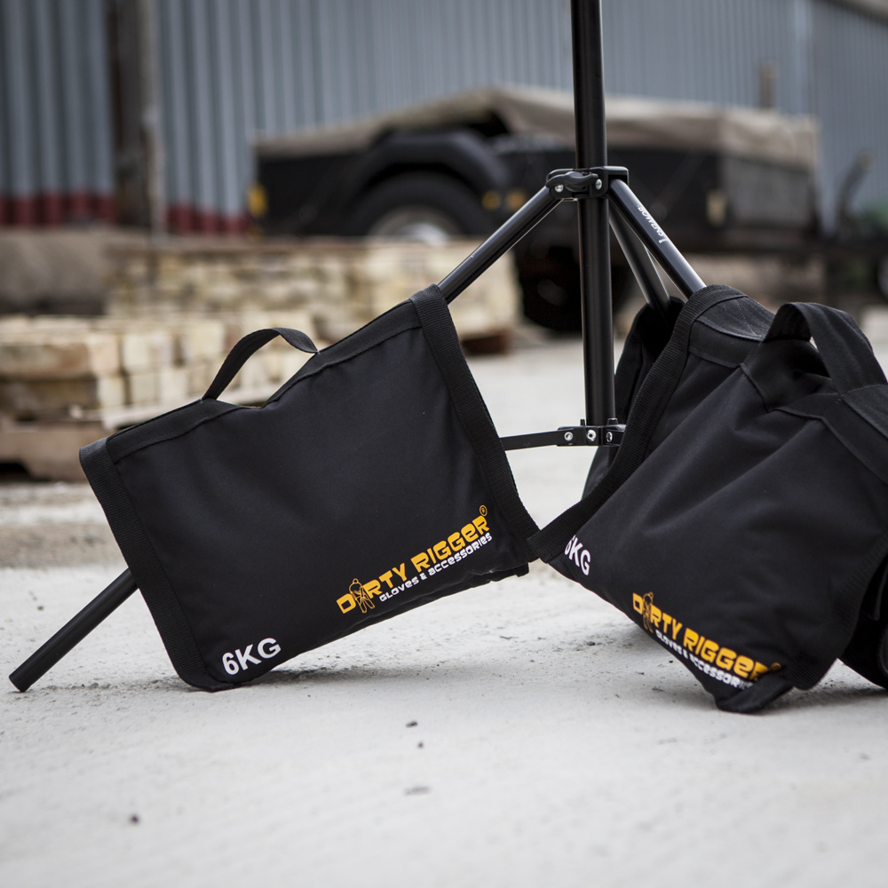 New Dirty Rigger Shot Bag Sand 6kg 13 2lbs
