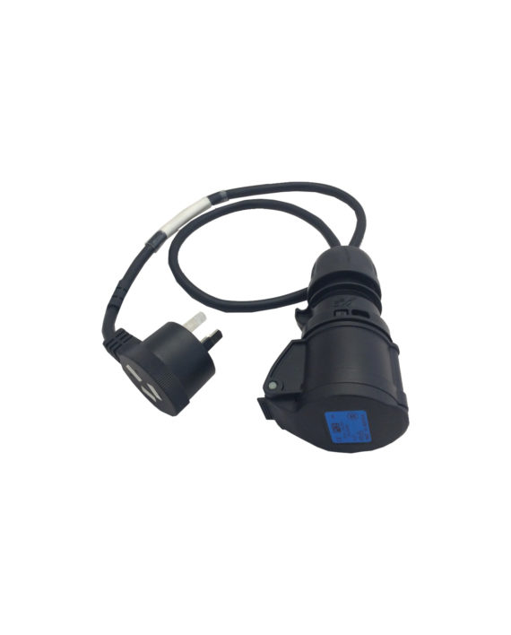 10A Tapon Plug Moulded To 16A Ceeform