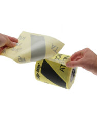 Cable Management Tapes Slipway Black Yellow 2
