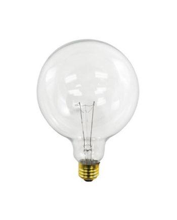 Decorative Globe Dolly Lamp Clear Es