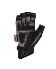 Dirty Rigger Glove Dty Comffls Comfort Fit™ Fingerless Rigger Glove 1