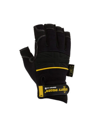 Dirty Rigger Glove Dty Comffls Comfort Fit™ Fingerless Rigger Glove