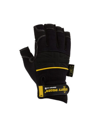 Dirty Rigger Glove Dty Comffls Comfort Fit Fingerless Rigger Glove