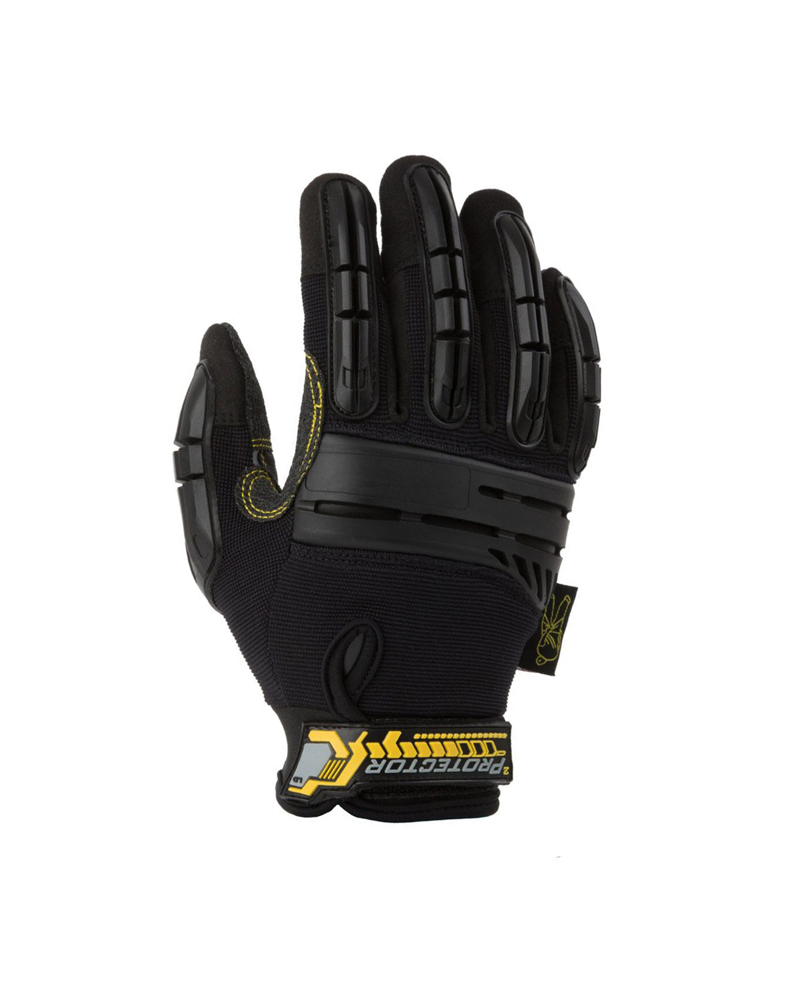 Dirty Rigger Glove Dty Protec Protector™ 2.0 Heavy Duty Rigger Glove