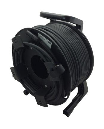 Eurocable Cat6 Stp Ethercon Connectors On Gt380 Cable Drum