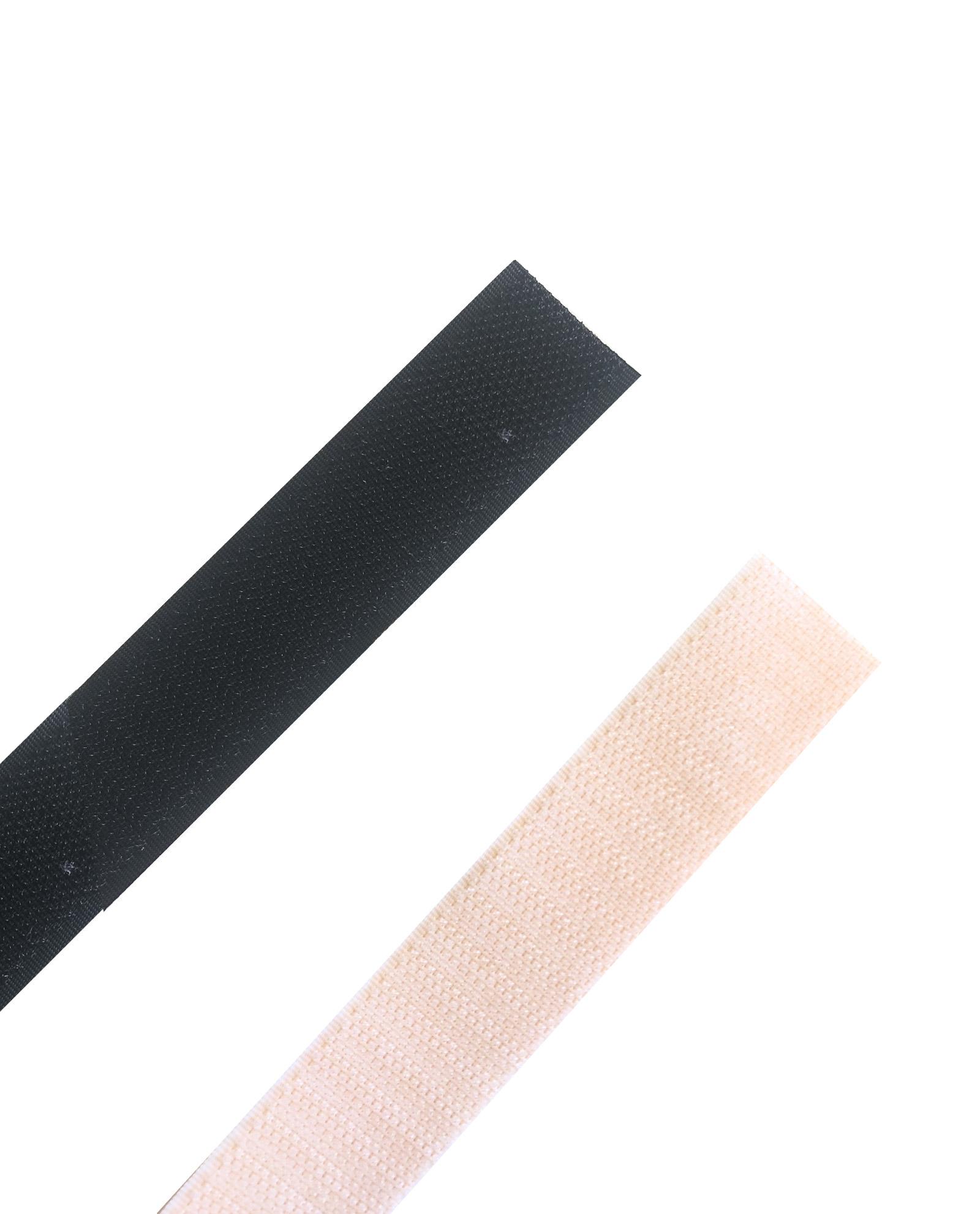 Velcro Generic Hook Fastening Self Adhesive 25mm X 25m Roll Hooks 1