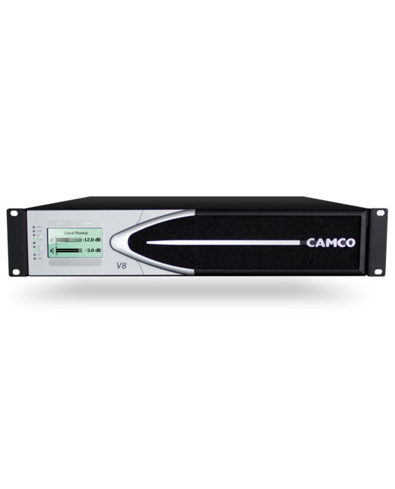 Camco Vortex V8 Amplifier