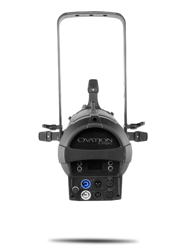 Chauvet Professional Ovation E 910fc Body Only Showtechnix
