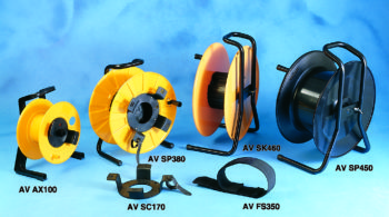 Cable Reel, Cable Drum, SP Series Plastic SP380