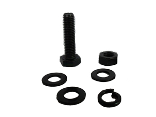 Fixture Suspension Kit M12 Black