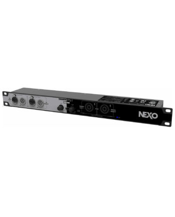 Nexo DTD-T Speaker Processor