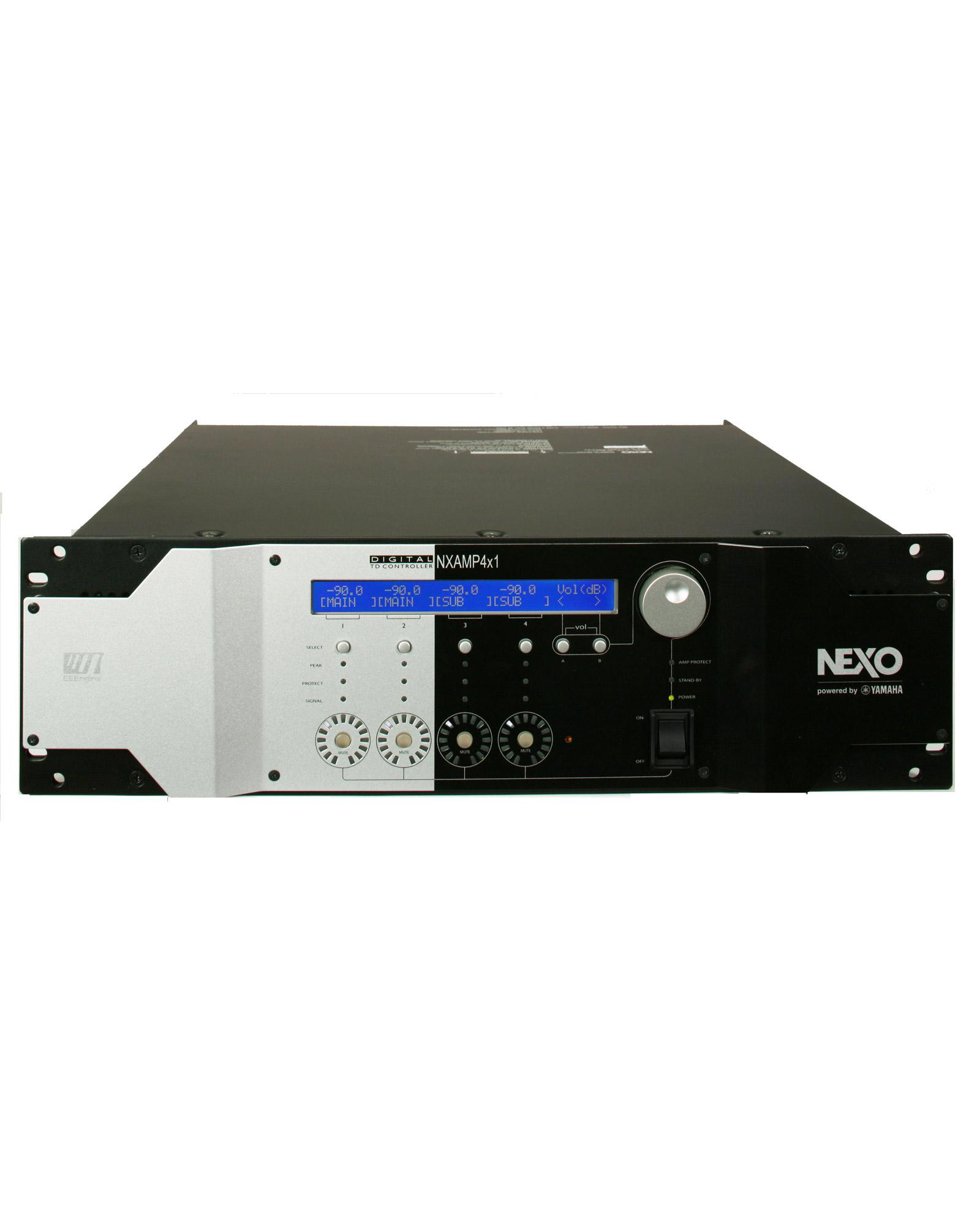 Nexo NXAMP4X1 Amplifier