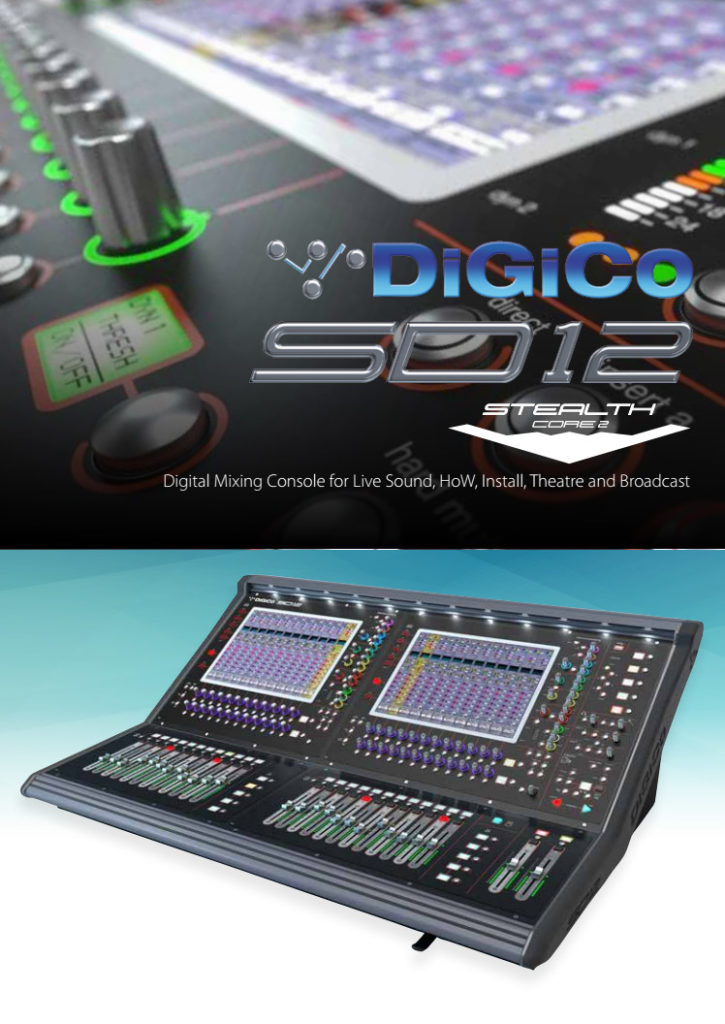 Digico Sd12 Cover