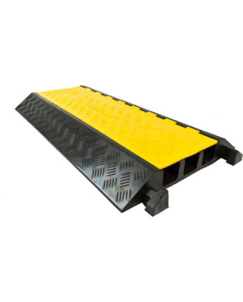 Cable Ramp Protector 3 Channel Traffic Duty