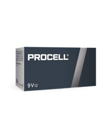 Duracell Procell 9v Bulk 12 Pack 1