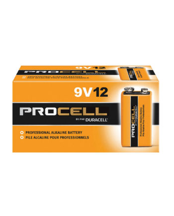 Procell 9v Batteries