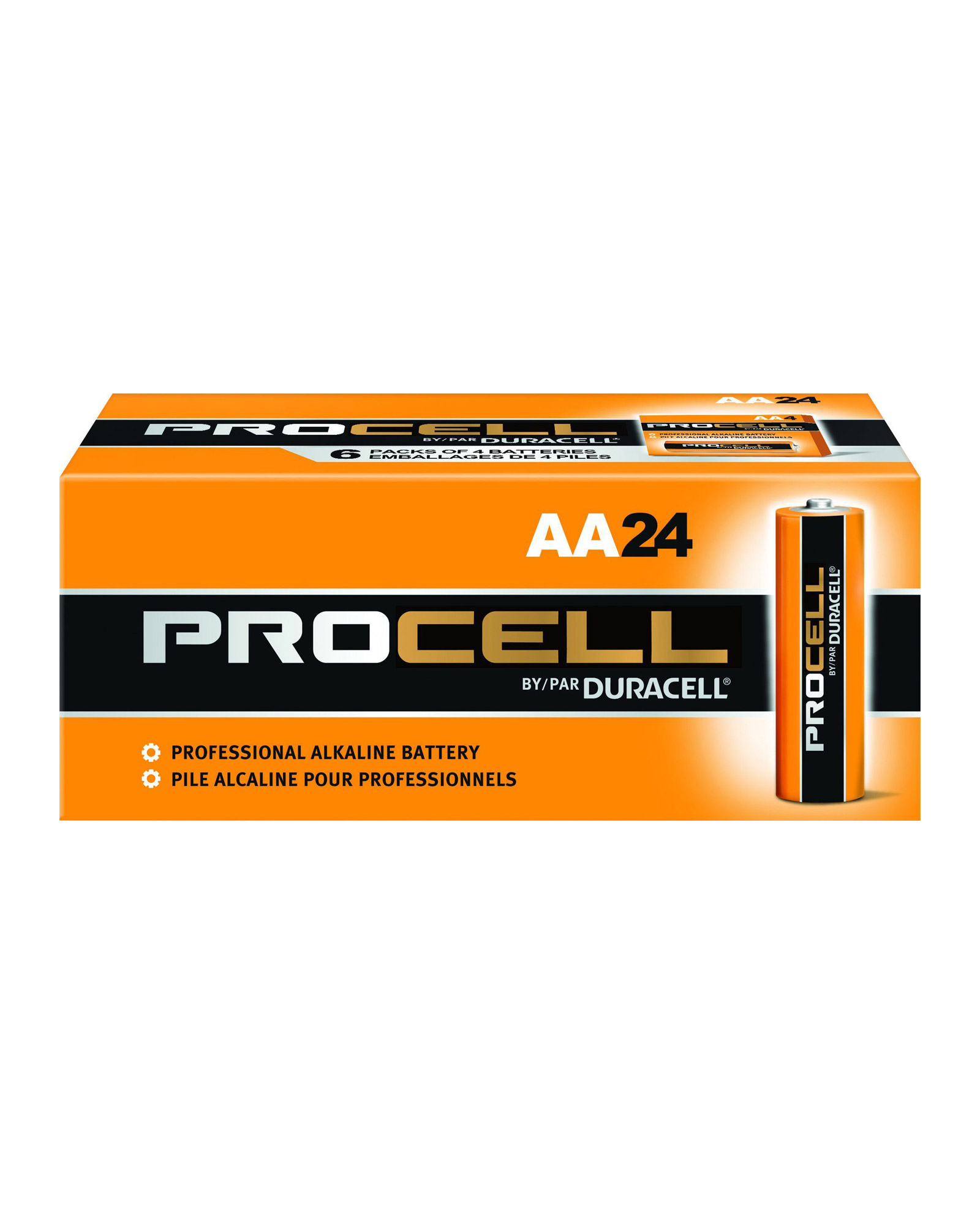 Procell Aa Batteries