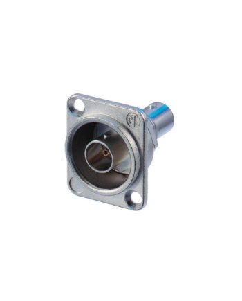 Neutrik Nbb75dfg Bnc Chasis Connector