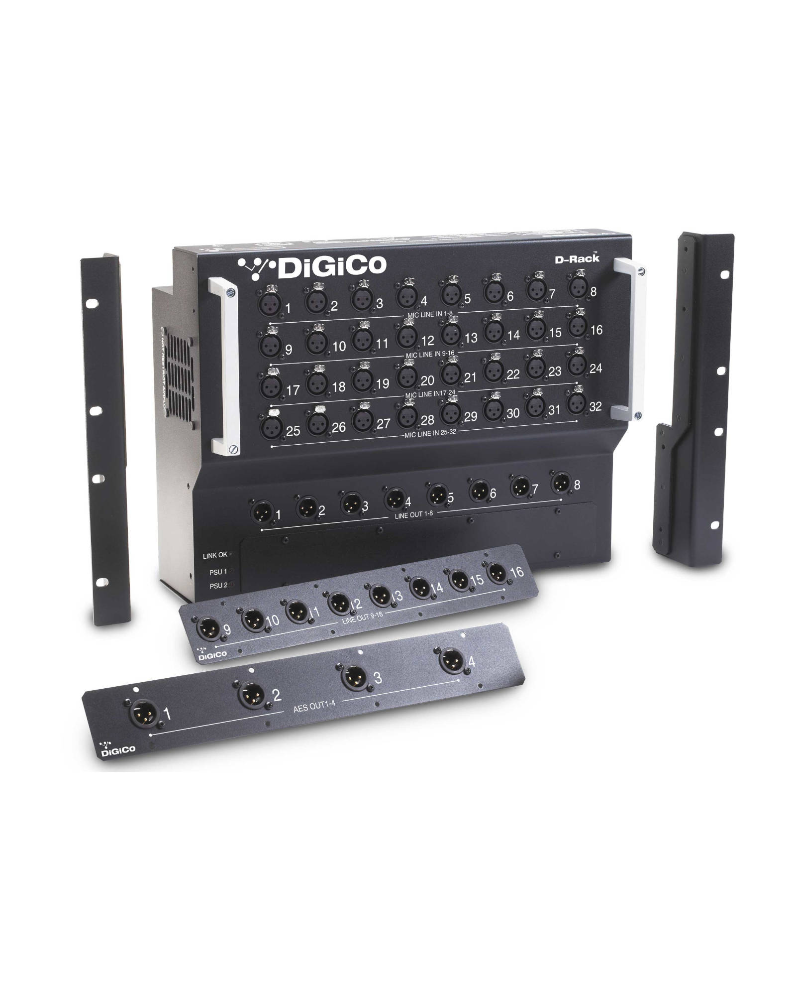 Digico D Rack