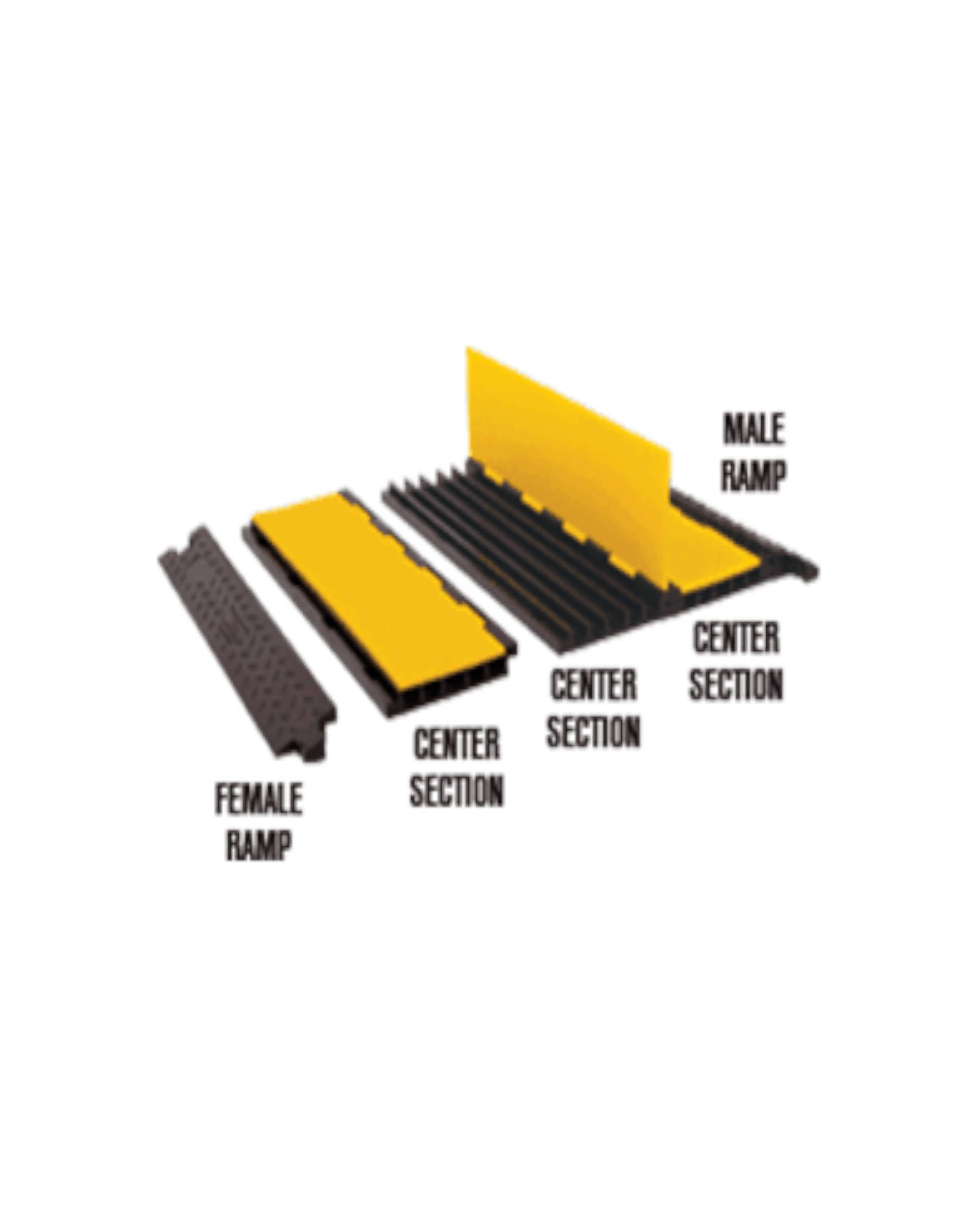 Checkers 5 Channel Heavy Duty Yellow Jacket Ams System