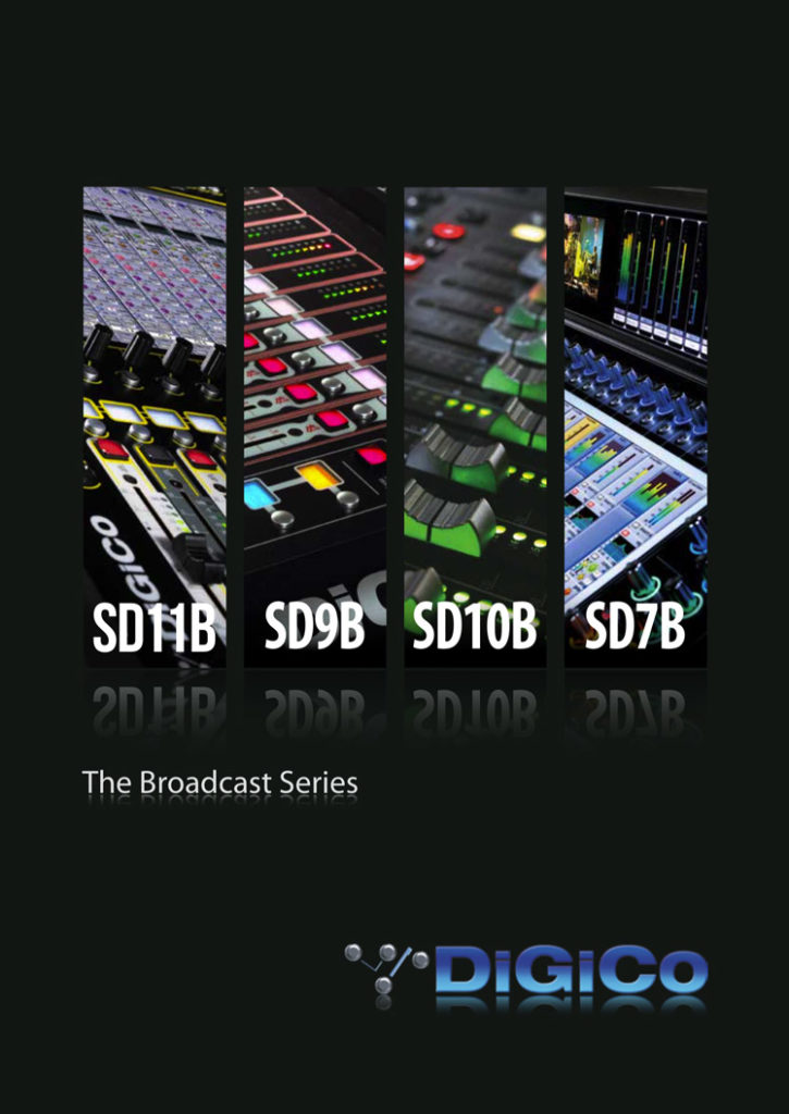 Digico Broadcast Cover