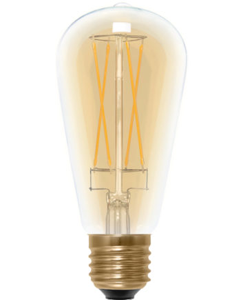 Segula LED Rustika Golden Glass, Long Style