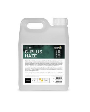 Jem C Plus Haze Fluid