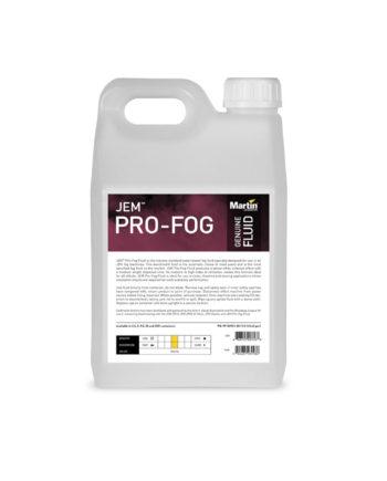 Jem Pro Fog Fluid 2