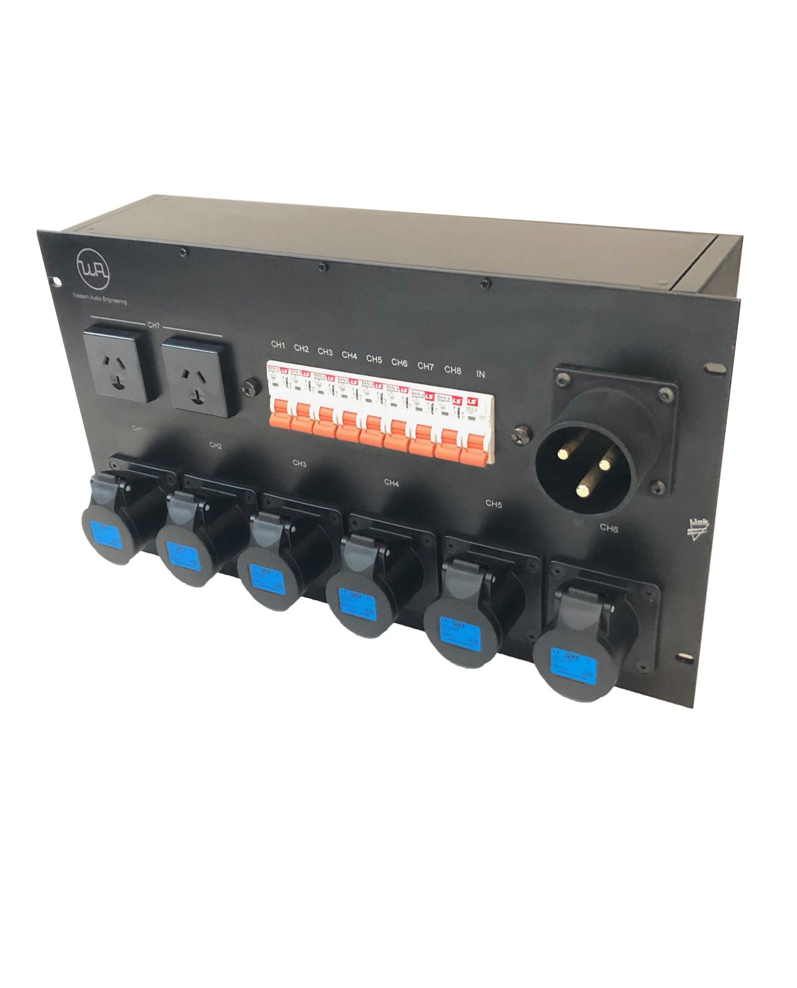 Custom Lk Power Distro